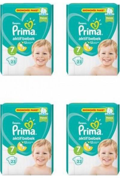 Prima Mega Paket 7 Numara 15+ (23)-4'Lü