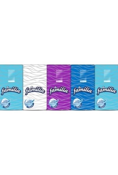 Familia Cep Mendil 10'Lu Paket-24'Lü