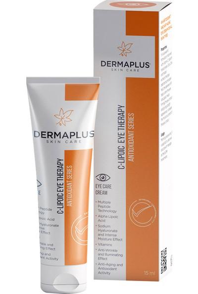 Dermaplus Md C-Lıpoıc Eye Therapy Göz Kremi 15 ml
