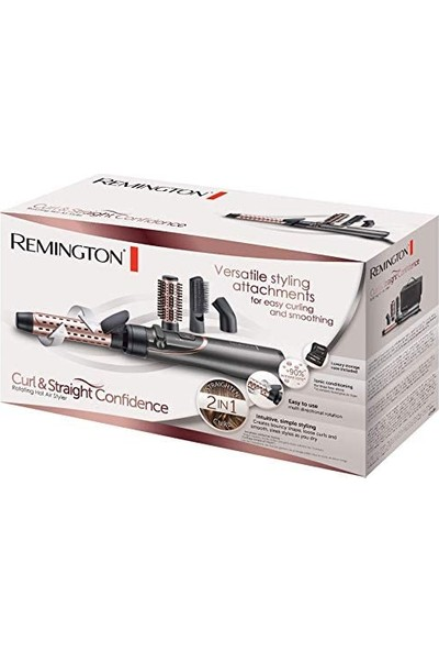 Remington AS8606 Curl & Straight Confidence Sac Şekillendirme Cihazı
