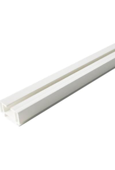 Slimflex Tekli Korniş 1.5m