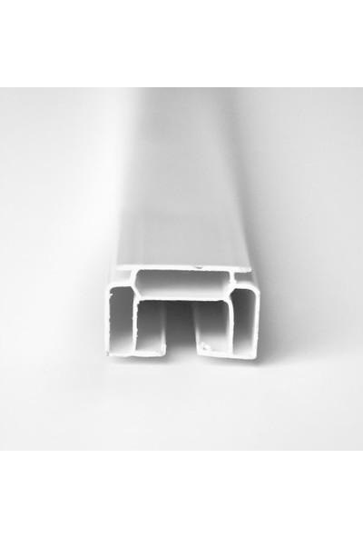 Slimflex Tekli Korniş 2.5m