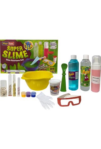 Play-Toys Süper Slime Hazırlama Seti