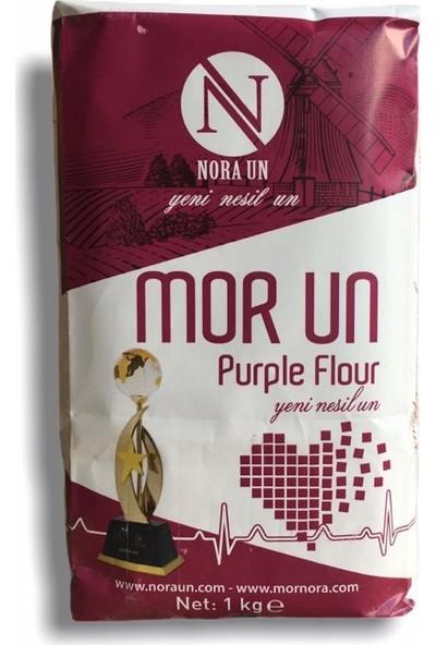Nora Mor Un - Besin Değeri Yükseltilmiş Un - 1 kg
