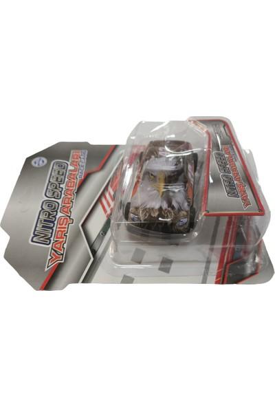 Adeland Metal Nitro Speed Yarış Arabası