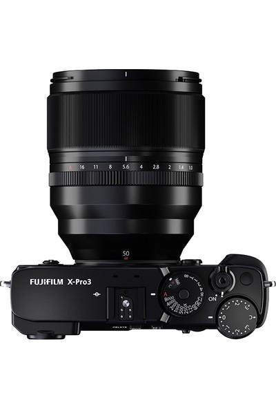 Fujifilm Fujinon Xf 50 mm F1.0 R Wr Lens
