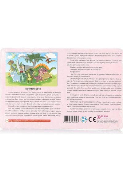 Elele İlk Adım Yayınları Çocuklar İçin 8'li Masallı Yapboz Seti 20 x 30 cm