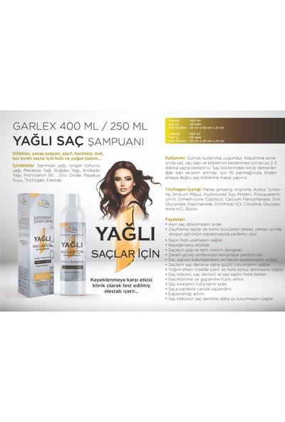 Garlex Sarımsak Şampuanı 250 ml Yağlı Saçlar