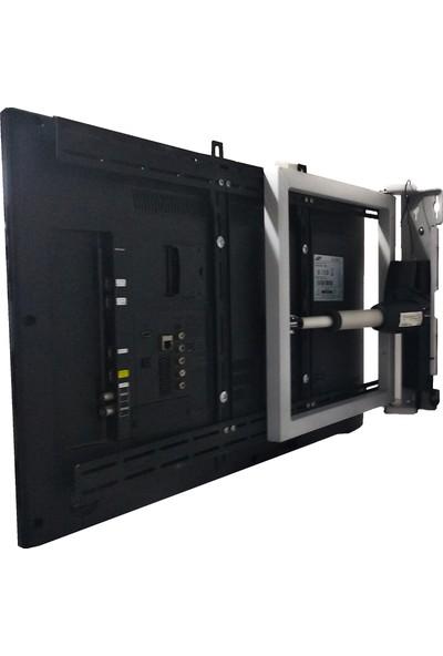 """Artelon Lava 50"""" 127 Ekran Motorlu Televizyon Askı Aparatı"""