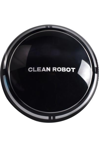 Buyfun Robot Süpürge Akıllı Süpürge Ev Temizleyici USB Mirco (Yurt Dışından)