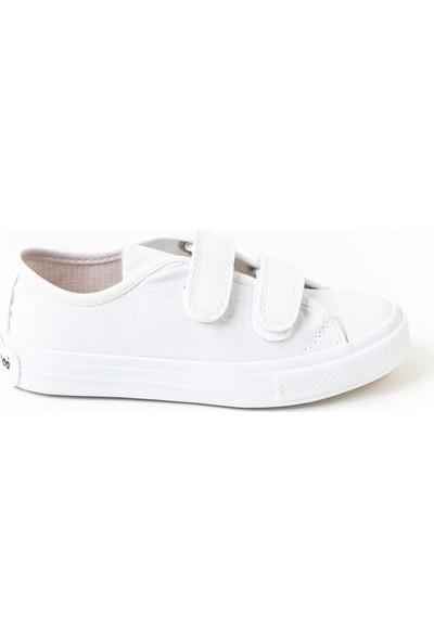 Minipicco Erkek Çocuk Beyaz Spor Ayakkabı
