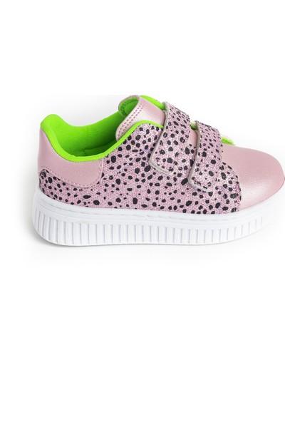 Minipicco Kız Çocuk Pembe Ayakkabı