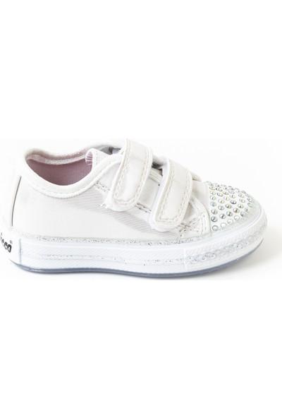 Minipicco Kız Çocuk Sedef Spor Ayakkabı