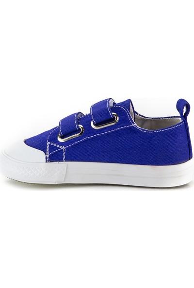 Minipicco Unisex Çocuk Saks Ayakkabı