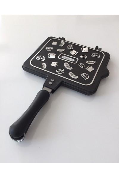 Taşhan Döküm Granit Ocak Üstü Tost Makinesi