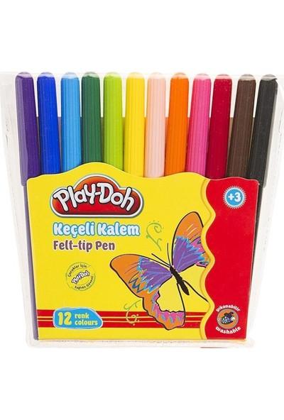 Play-Doh Kırtasiye Seti Pastel Boya-Kuru Boya-Keçeli Kalem-Sulu Boya - Kulaklık