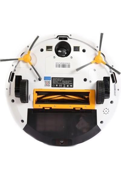 Sentar Mop 1s Robot Süpürge ve Paspas