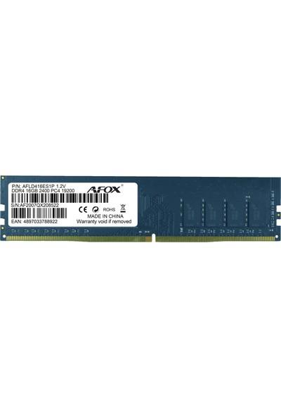 Afox 16GB 2400MHz DDR4 Ram AFLD416ES1P