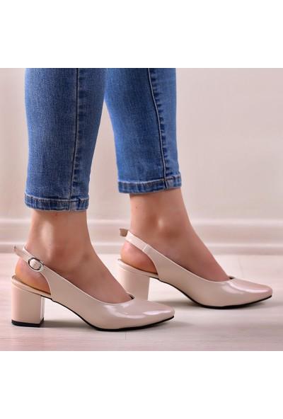 Pabucmarketi Comfort Ten Rugan Kadın Sandalet