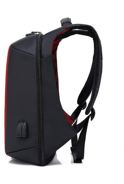 Yukka USB Girişli Hırsızlık Karşıtı Laptop Çantası