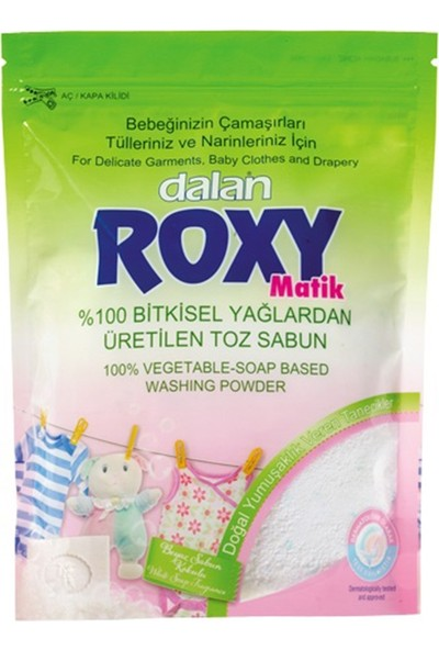 Dalan Roxy Matik Sabun Kokulu 800 gr