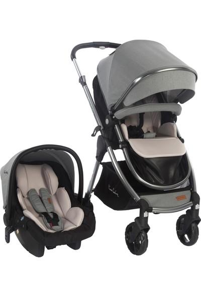 Pierre Cardin Trendy Plus Bebek Arabası 2020 Koyu