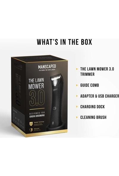 Manscaped Üst Düzey Vücut Tıraş Makinesi (Yurt Dışından)