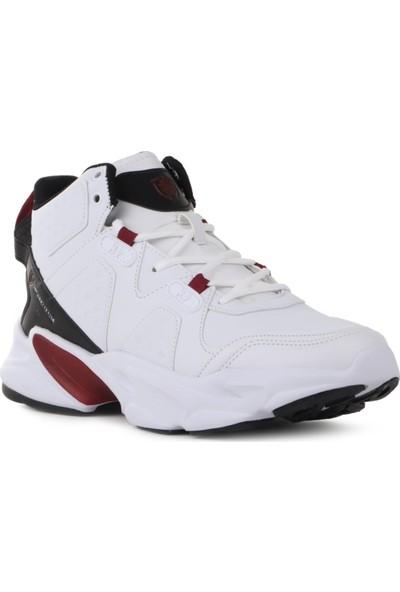 M.P 202-1400 Basketbol Ayakkabısı Beyaz 36-44