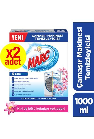Marc Çamaşır Makinesi Temizleyicisi 4 x 250 ml