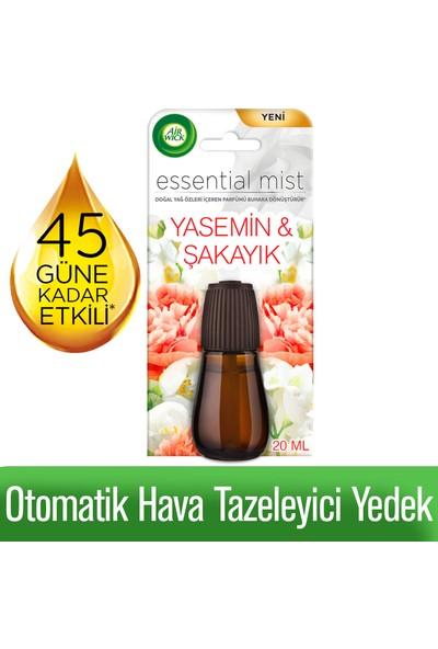 Air Wick Essential Mist Yedek Yasemin & Şakayık 20 ml