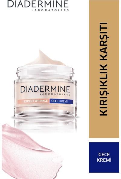 Diadermine Expert Active Glow Kırışıklık Karşıtı Gece Kremi 50 ml