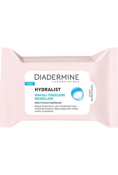 Diadermine Hydralist Makyaj Temizleme Mendilleri 25 Adet