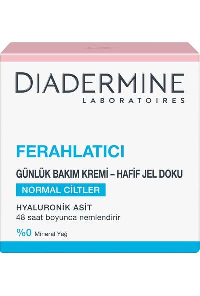 Diadermine Essentials 48 saat Nemlendirici Jel Krem 50 Ml