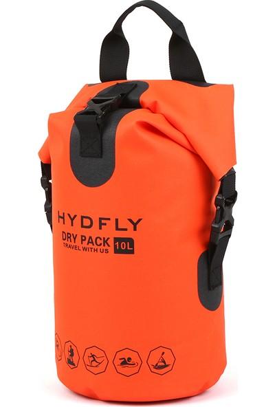 Hydfly Açık Su Geçirmez Kuru Çanta Nehir Trekking Yüzen Rulo-Top