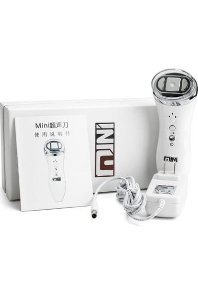Cilt Bakım Cihazı Yüz Sıkılaştırma Germe Yenileme Ultrasonik Kavitasyon Anti Aging Aleti