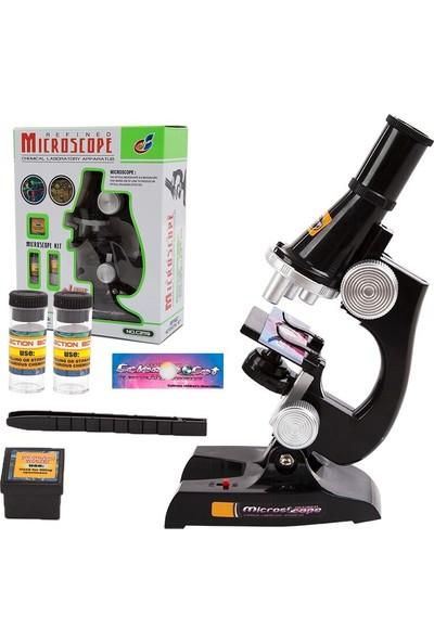 Kızılkaya Oyuncak Kutulu Mikroskop C2119