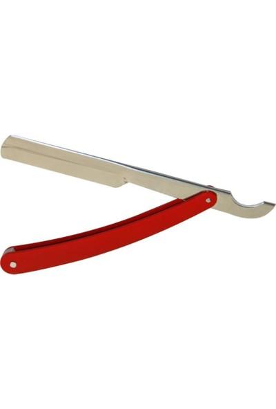 Alfa US05 Çelik Ustura Kırmızı - 10 Adet Shark Jilet Hediye