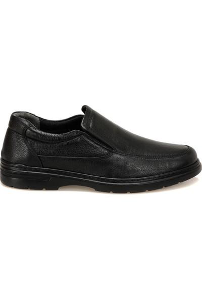 Polaris 5 Nokta 102171.M Siyah Erkek Ayakkabı