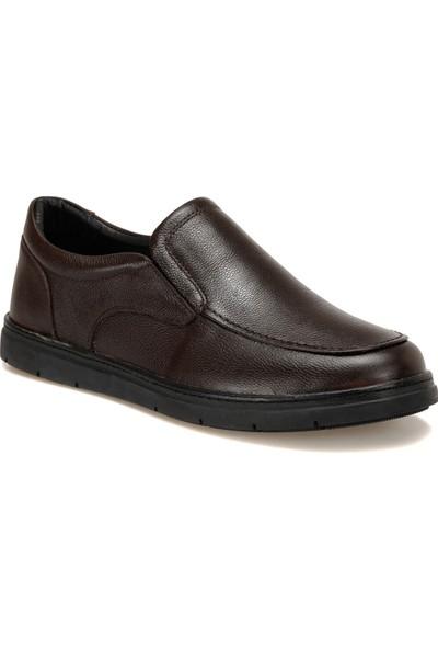 Flogart Gzl-90 Kahverengi Erkek Ayakkabı