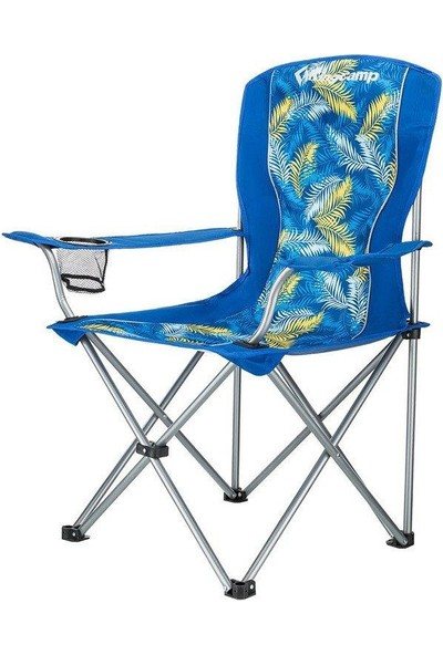 Kingcamp Palm KC3818 Katlanır Sandalye Mavi