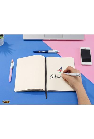 Bic Tükenmez Kalem 4 Renk Birarada Messages Gövde