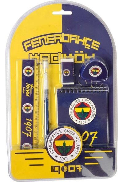 Timon Fenerbahçe 5 Parçalı Kırtasiye Seti 473284