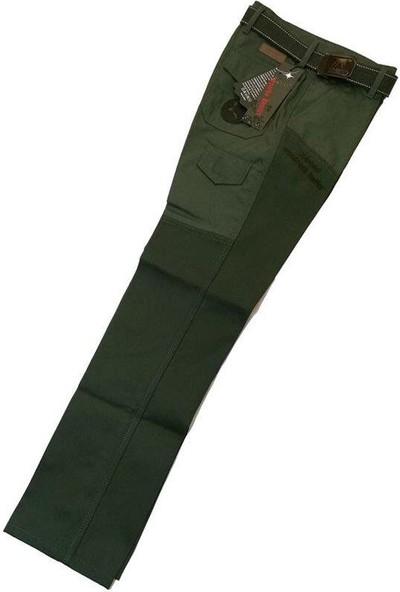 Spayko Efe Çulluk Pantolon P-608-1 Yeşil