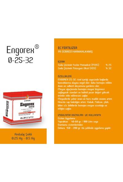 Altera Engorex 0-25-32 Pk Gübresi Harmanlanmış 250gr