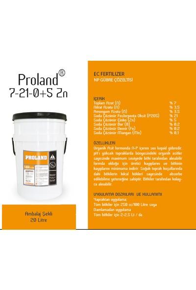 Altera Proland 7-21-0+5 Zn Npk Gübre Çözeltisi 20lt