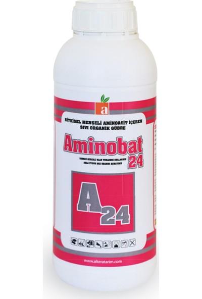 Altera Aminobat 24 Bitkisel Menşeli Amino-Asit Içeren Sıvı Organik Gübre 1lt