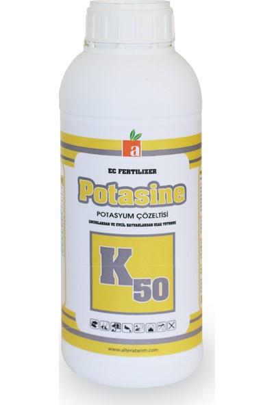 Altera Potasine K50 Potasyum Çözeltisi 1lt