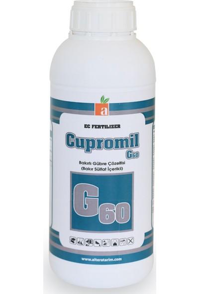 Altera Cupromil G60 Bakırlı Gübre Çözeltisi 1lt