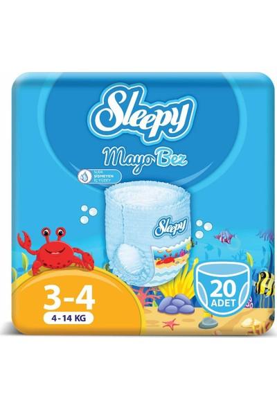 Sleepy Mayo Külot Bez 4 Numara Maxi