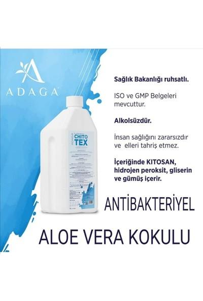 Adaga Chitotex Alkolsüz Kokulu Dezenfektan 1 lt